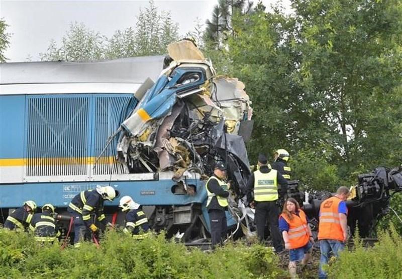 Two Dead As Passenger Trains Collide in Czech Republic