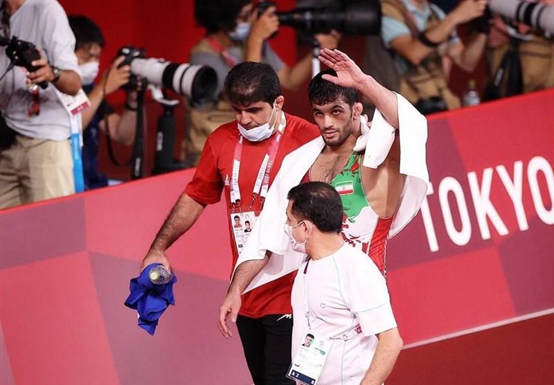 Tokyo 2020: Iran's Yazdani to Wrestle American Taylor in Final