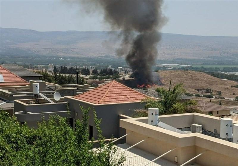 حادثه امنیتی در مرز با لبنان؛ شلیک 3 راکت به شمال فلسطین اشغالی/ تداوم حملات توپخانهای اسرائیل به خاک لبنان