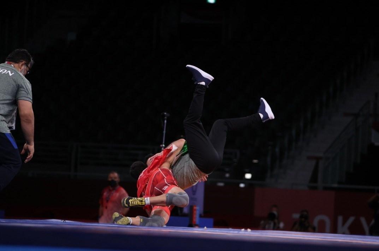 المپیک 2020 توکیو , کشتی - المپیک 2020 توکیو , محمد بنا ,