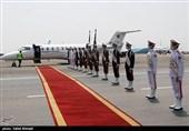 ورود میهمانان خارجی مراسم تحلیف رئیس جمهور
