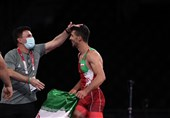 Tokyo 2020: Iranian Greco-Roman Wrestler Geraei Wins Gold