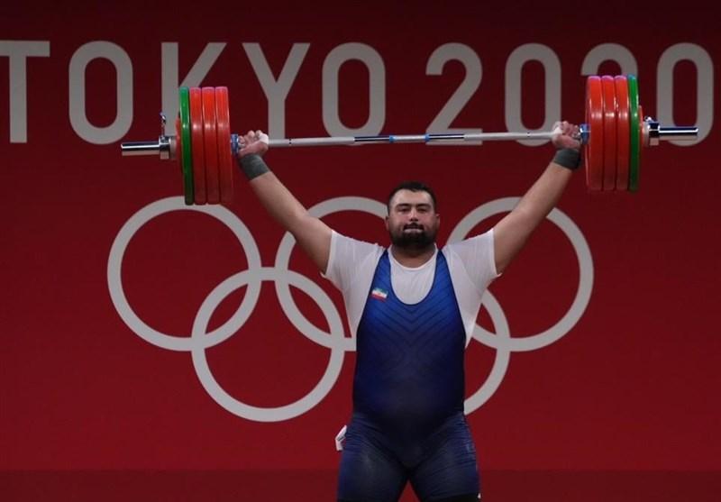 کشتی - المپیک 2020 توکیو , وزنهبرداری - المپیک 2020 توکیو , المپیک 2020 توکیو , المپیک , کشتی , حسن یزدانی , وزنهبرداری ,