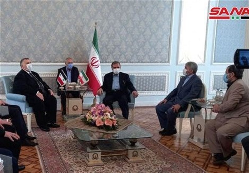 Syria, Iran Combat Terrorism on Behalf of Whole World: Official
