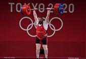 المپیک 2020 توکیو| تالاخادزه؛ مرد طلایی دسته فوقسنگین وزنهبرداری/ غول گرجستانی رکورد شکست