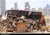 وضعیت بندر بیروت یک سال پس از انفجار مهیب