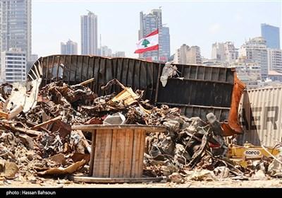 مرفأ بیروت.. عام بعد الانفجار