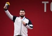 المپیک 2020 توکیو| داودی: مدالم را به مردم ایران و کادر درمان تقدیم میکنم/ استرسم از لیگ کمتر بود