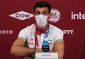 المپیک 2020 توکیو| گرایی: امیدوارم در المپیک پاریس با برادرم مدال بگیرم/ در فینال حسابشده کشتی گرفتم