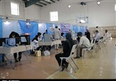 واکسن کرونا به 500 هزار نفر در استان بوشهر تزریق شد