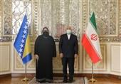 دیدار ظریف و وزیر امور خارجه بوسنی و هرزگوین در تهران