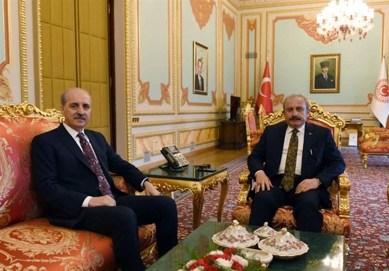 اختصاصی تسنیم|حضور نماینده ویژه اردوغان و رئیس مجلس ترکیه در مراسم تحلیف آیتالله رئیسی