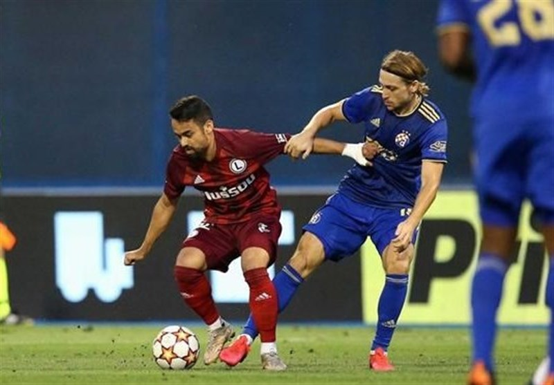 مقدماتی لیگ قهرمانان اروپا| تساوی خانگی دینامو زاگرب در شب نیمکتنشینی محرمی/ بنفیکا به مرحله بعد نزدیک شد