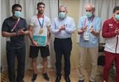 المپیک 2020 توکیو  پرداخت پاداش پای سکوی گرایی، داودی و ساروی