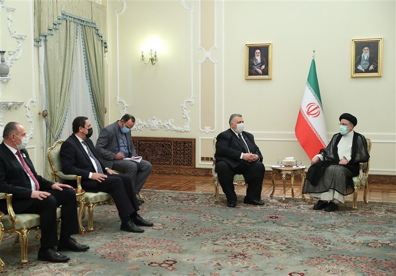 Iran's New President Urges Withdrawal of Outsiders from Syria
