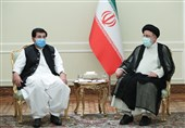 Afghans Must Decide Own Fate without Foreign Interference: Iran's President Raeisi