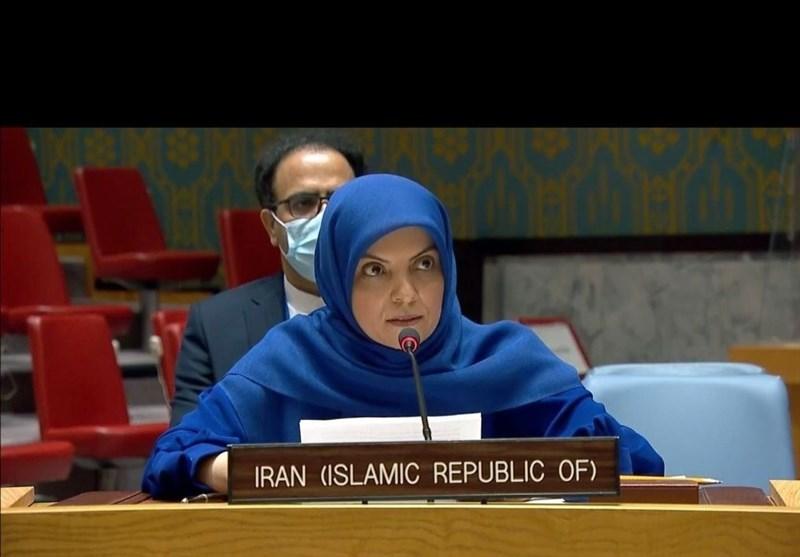 طهران ترد بحزم على تقریر المقرر الاممی الخاص لحقوق الانسان فی ایران