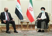 Presidents Weigh Plans to Boost Iran-Iraq Ties