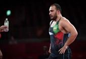 المپیک 2020 توکیو| امیرحسین زارع پرچمدار ایران در اختتامیه شد