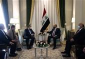 رضایی در دیدار «برهم صالح»: عزم دو کشور برای اجرای طرحهای اقتصادی در خوزستان و بصره