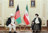Raeisi Stresses Iran's Cooperation with Kabul Government