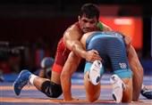 Indian Wrestler Punia Inspired by Hassan Yazdani