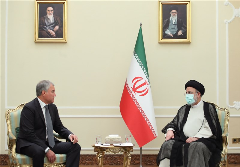 Raeisi Urges Finalization of Iran-Russia Comprehensive Cooperation Deal