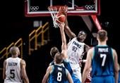 المپیک 2020 توکیو| فرانسه حریف آمریکا در فینال بسکتبال شد