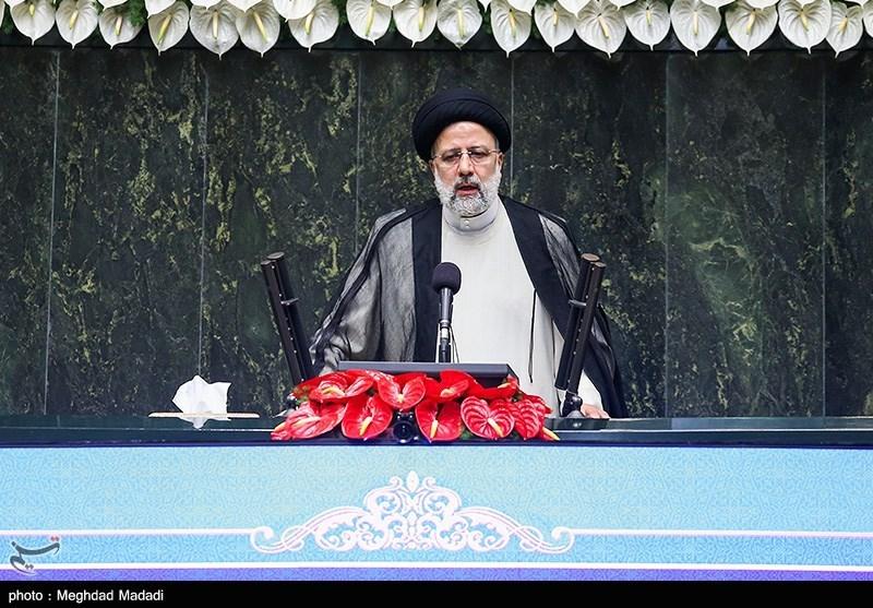 Ebrahim Raeisi Inaugurated as Iran's 8th President