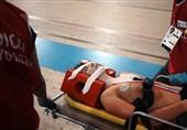 المپیک 2020 توکیو  کار دوچرخهسوار هلندی به بیمارستان کشید