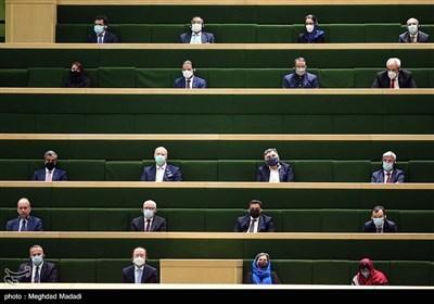 مراسم اداء الیمین الدستوریة للرئیس الإیرانی المنتخب