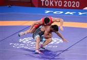 المپیک 2020 توکیو| پایان تلخ کشتی آزاد برخلاف پایان خوش فرنگی/ غیبت شاگردان محمدی در روز پایانی رقابتها