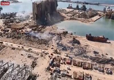 عام على انفجار مرفأ بیروت .. الحقیقة لازالت غائبة!