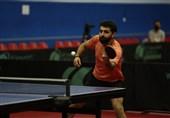 تنیس روی میز قهرمانی آسیا| 3 پیروزی برای ملیپوشان ایران در انفرادی مردان