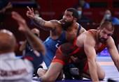 المپیک 2020 توکیو| طلای سنگین وزن در یک ثانیه از دست پتریاشویلی رفت/ سیداکوف قهرمان میان وزن شد