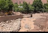 تمام رودخانههای استان گیلان سیلابی شدند