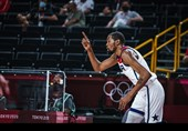 دورانت باارزشترین بازیکن بسکتبال المپیک شد