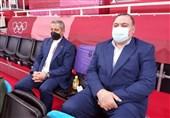 المپیک 2020 توکیو  سعیدی: گنجزاده کام ملت ایران را شاد کرد/ از کسب مدال طلا در شب پایانی خوشحالم