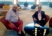 المپیک 2020 توکیو| جلسه عضو ایرانی اتحادیه جهانی کشتی با لالوویچ در مورد یزدانی