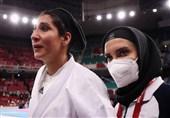 المپیک 2020 توکیو  حمیده عباسعلی به کلینیک پزشکی منتقل شد
