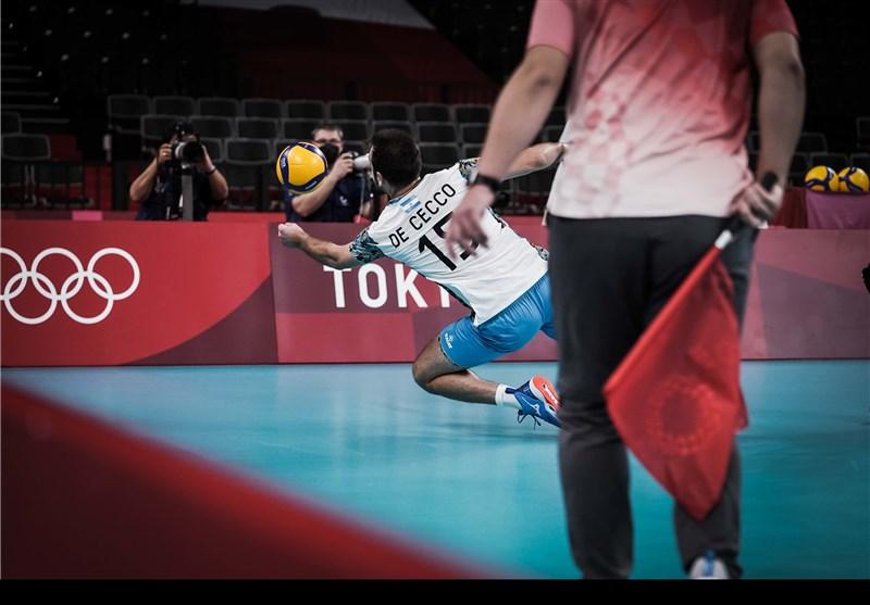 والیبال , والیبال - المپیک 2020 توکیو ,