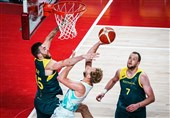 المپیک 2020 توکیو| نخستین مدال تاریخ بسکتبال استرالیا در المپیک/ دانچیچ به سکو نرسید
