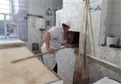 16 پرونده تعزیراتی ویژه نانوایان متخلف در کاشان تشکیل شد