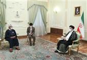 "رئیسی : ایران تسعى دوما للارتقاء بمکانة ""اوبک"""