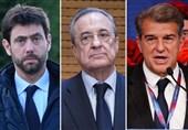 هشدار آنیلی به رؤسای رئال مادرید و بارسلونا