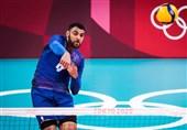 انگاپت باارزشترین والیبالیست المپیک/ تیم رؤیایی معرفی شد