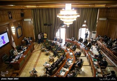 برگزاری جلسه اعضای شورای شهر تهران با نمایندگان مجلس/ ابتلای عضو شورای شهر تهران به کرونا