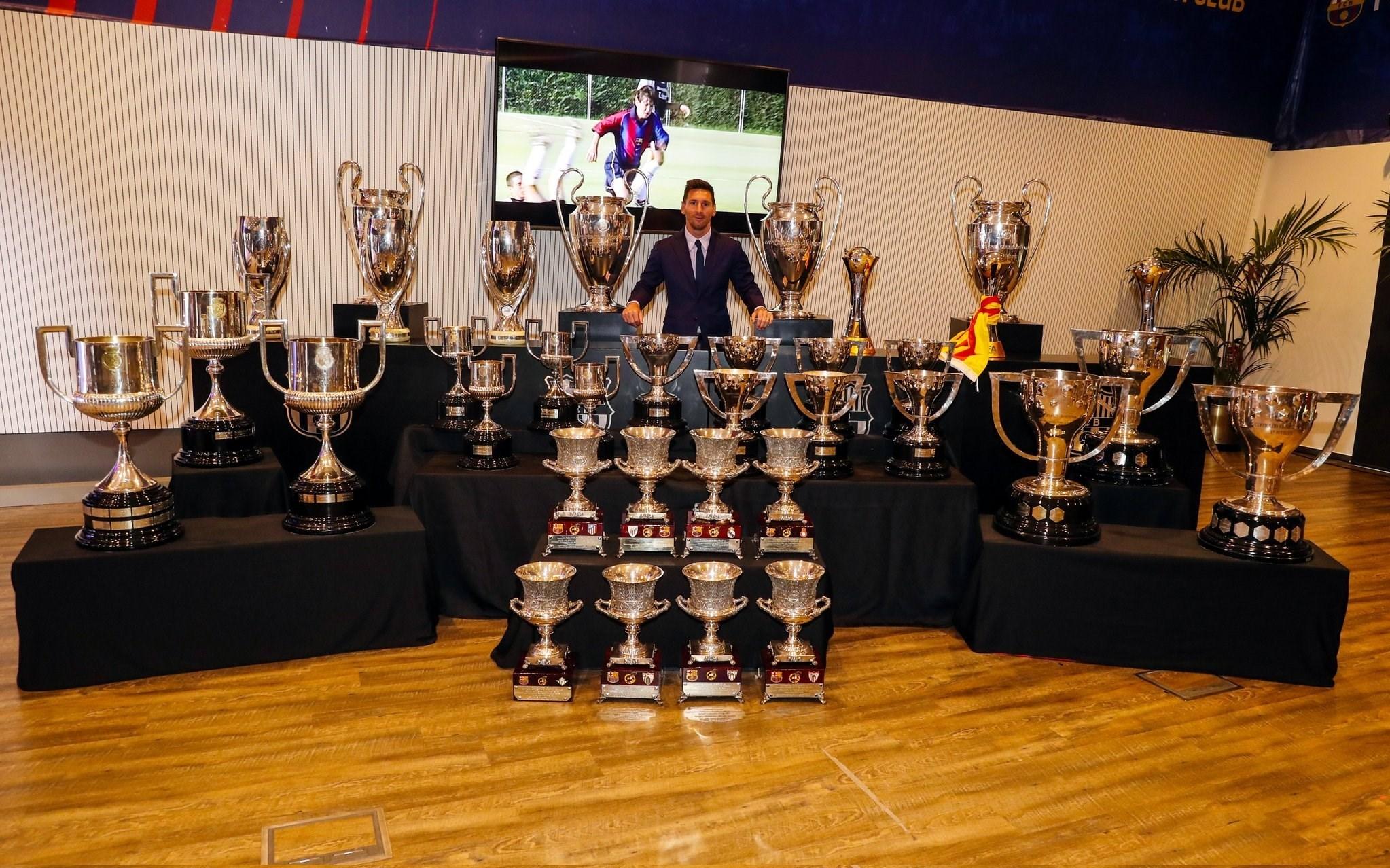 لیونل مسی , تیم فوتبال بارسلونا ,