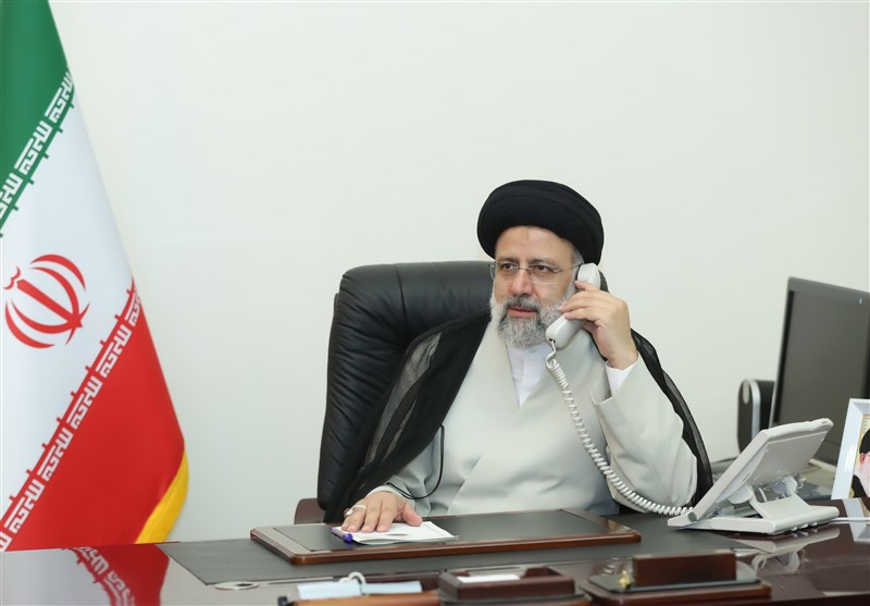 Iranian President Raisi Welcomes Closer Ties with France