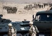 آغاز مرحله فعال مانورهای نظامی مشترک سهجانبه در مرز تاجیکستان-افغانستان